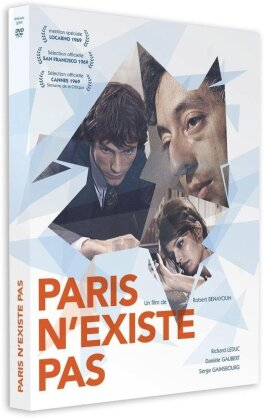 Paris n'existe pas (1969) (Digibook)