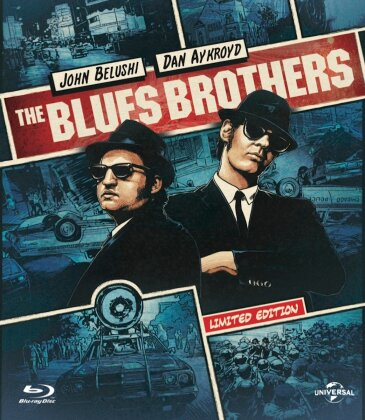 The Blues Brothers - (Reel Heroes Collection) (1980)