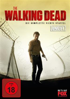 The Walking Dead - Staffel 4 (Uncut, 5 DVDs)