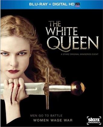 The White Queen - Season 1 (3 Blu-rays)