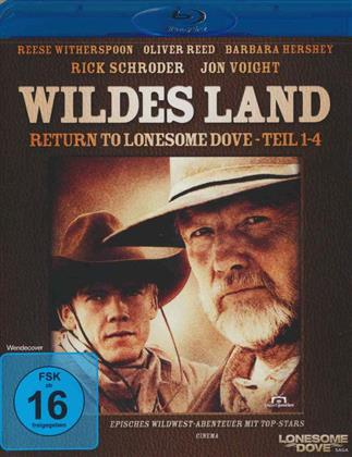Wildes Land - Return to Lonesome Dove (2 Blu-rays)
