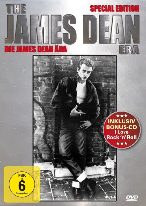 The James Dean Era (Special Edition, DVD + CD)