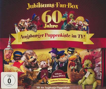Augsburger Puppenkiste - Jubiläums-Fan-Box (Limited Edition, 11 DVDs)