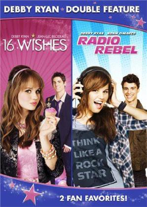 16 Wishes / Radio Rebel - Debby Ryan Double Feature (2 DVDs)