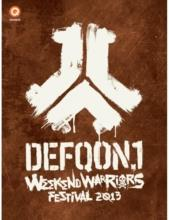 Various Artists - Defqon.1 Festival 2013 (Blu-ray + DVD + CD)