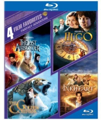Fantasy Adventure - 4 Film Favorites (4 Blu-rays)