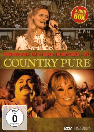Various Artists - Country Pure (Inofficial, 3 DVDs)