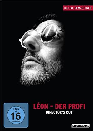 Léon der Profi (1994) (Director's Cut, Remastered)