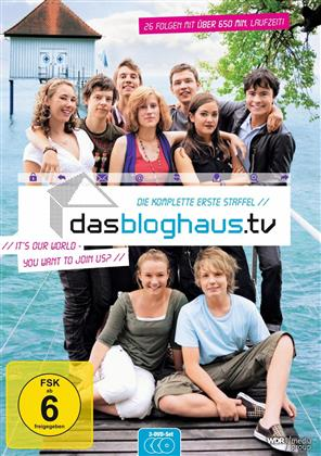 Das Bloghaus.TV - Staffel 1 (3 DVDs)