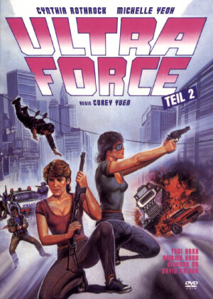 Ultra Force 2 (1985) (Limited Edition, Uncut)