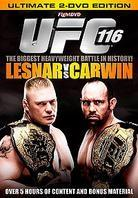 UFC 116 - Lesnar vs. Carwin (2 DVDs)
