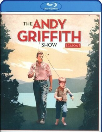 The Andy Griffith Show - Season 1 (4 Blu-rays)