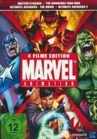 Marvel Animation (Limited Edition, 4 DVDs)