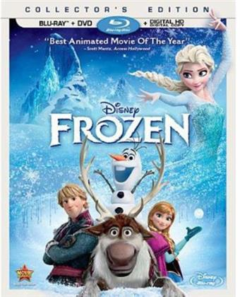 Frozen (2013) (Collector's Edition, Blu-ray + DVD)