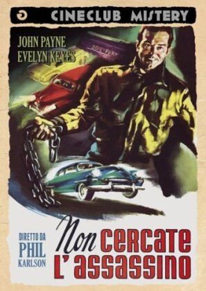 Non cercate l'assassino (1953) (Cineclub Mistery, s/w)