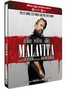 Malavita (2013) (Limited Edition, Steelbook, Blu-ray + DVD)