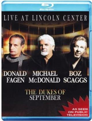 Dukes Of September - Live at Lincoln Center