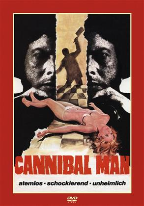 Cannibal Man (1972) (Kleine Hartbox, Limited Edition, Uncut)