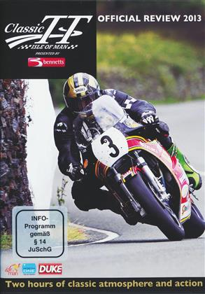 Isle of man - Classic TT - Official Review 2013