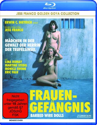 Frauengefängnis - Barbed Wire Dolls (1976) (Jess Franco Golden Goya Collection, Uncut)
