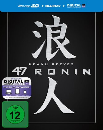 47 Ronin (2013) (Limited Edition, Steelbook)