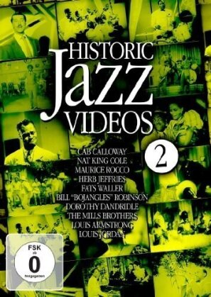 Various Artists - Historic Jazz Videos - Vol. 2