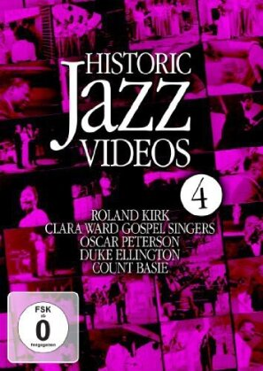 Various Artists - Historic Jazz Videos - Vol. 4