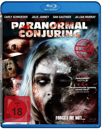 Paranormal Conjuring - Forget me not... (2009) (Uncut)