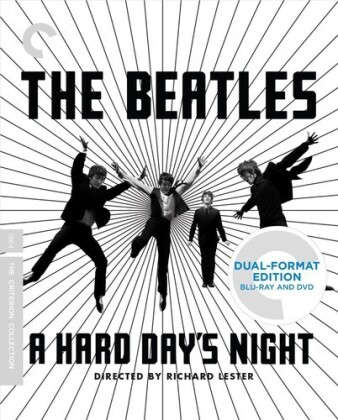 The Beatles - A Hard Day's Night (Criterion Collection, Blu-ray + DVD)