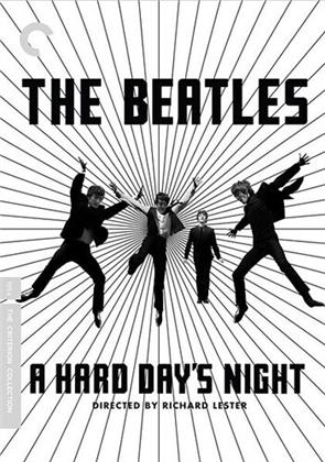 The Beatles - A Hard Day's Night (Criterion Collection)