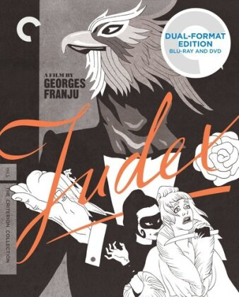 Judex (1963) (Criterion Collection, Blu-ray + DVD)