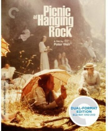 Picnic at Hanging Rock (1975) (Criterion Collection, Blu-ray + DVD)