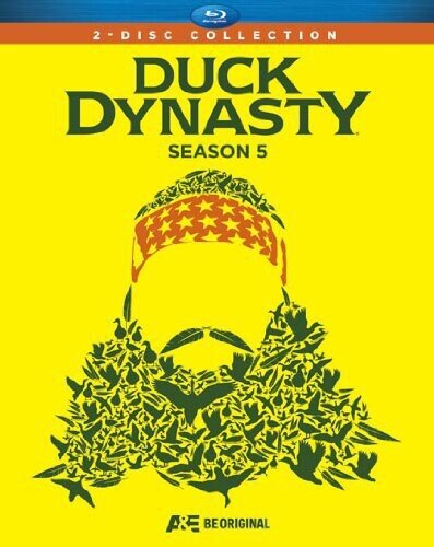 Duck Dynasty - Season 5 (2 Blu-rays)