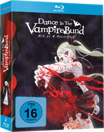 Dance in the Vampire Bund (Uncut, 2 Blu-rays + DVD)