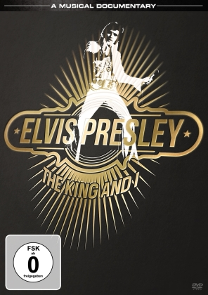Elvis Presley - The King and I (A musical documentary) (Inofficial)