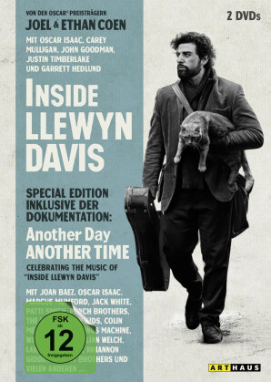 Inside Llewyn Davis - inkl. Doku: Another Day, Another Time (2013) (Special Edition, 2 DVDs)