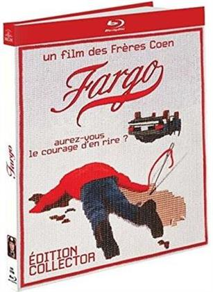 Fargo (1996) (Edition Collector, Digibook, Blu-ray + DVD)