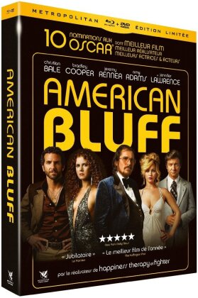 American Bluff (2013) (Edizione Limitata, Blu-ray + DVD + CD)