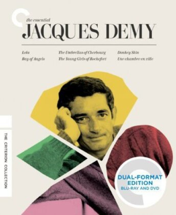 The Essential Jacques Demy (Criterion Collection, 6 Blu-ray + 3 DVD)