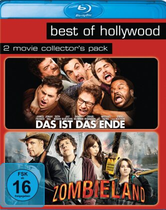 Das ist das Ende / Zombieland (Best of Hollywood, 2 Movie Collector's Pack)