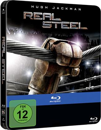 Real Steel (2011) (Limited Edition, Steelbook)