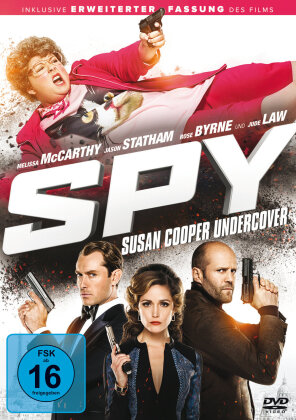 Spy - Susan Cooper Undercover (2015) (Extended Edition, Kinoversion)