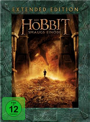 Der Hobbit 2 - Smaugs Einöde (2013) (Extended Edition, 5 DVDs)