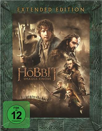 Der Hobbit 2 - Smaugs Einöde (2013) (Extended Edition, 3 Blu-rays)