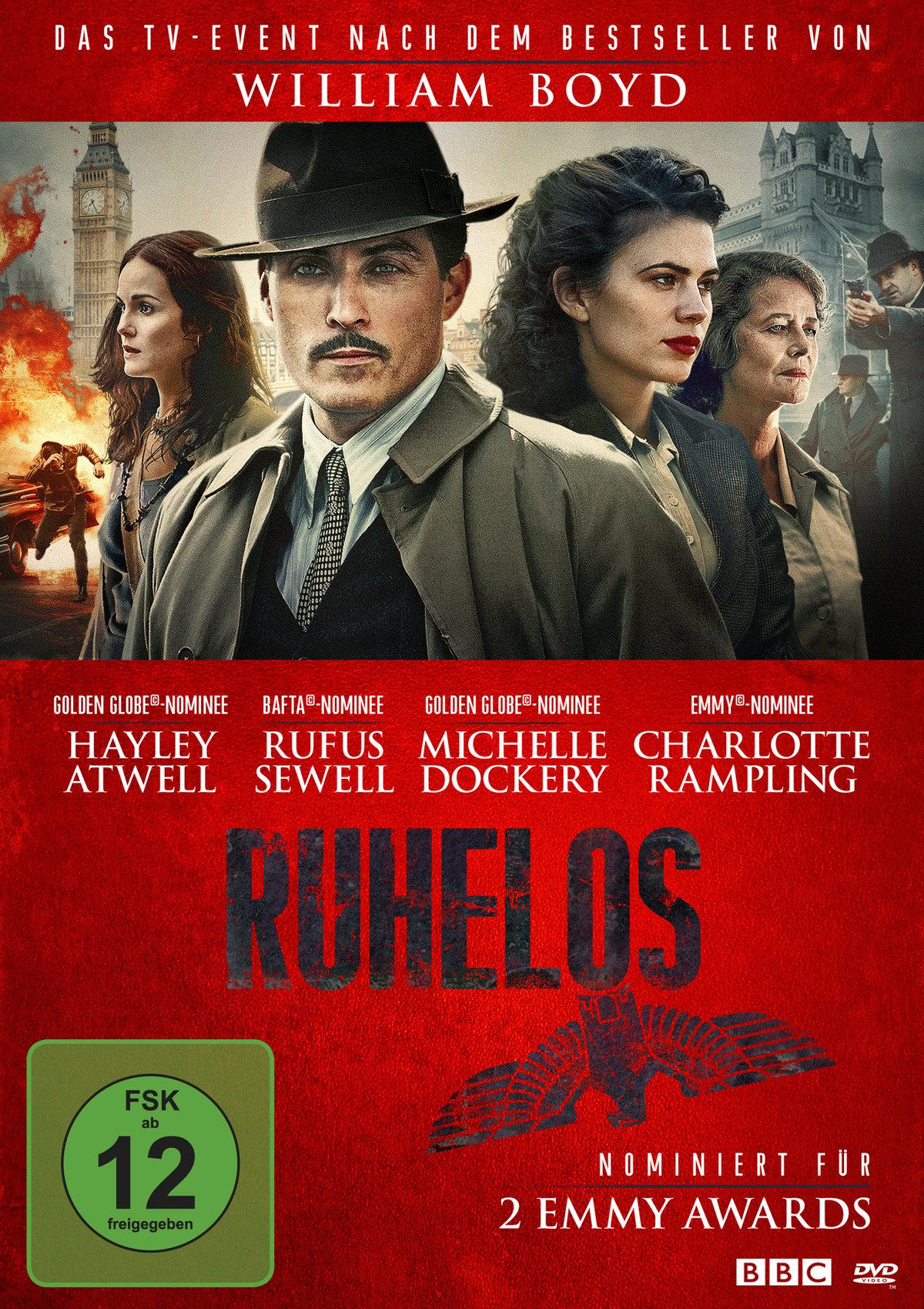 Ruhelos (2012) - Restless