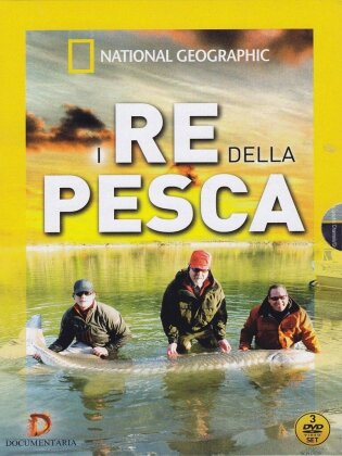 National Geographic - I Re della Pesca (3 DVDs)