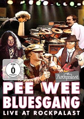 Pee Wee Bluesgang - Live at Rockpalast