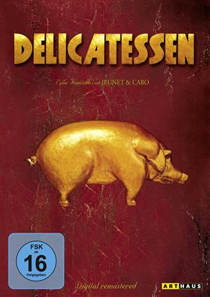 Delicatessen (1991) (Remastered)
