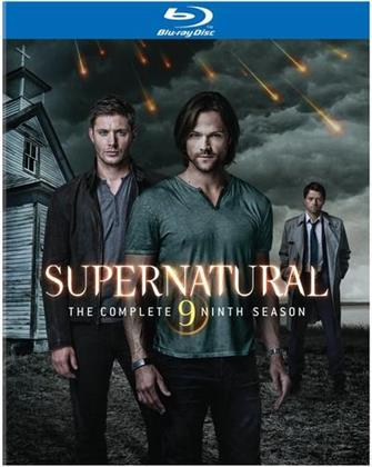 Supernatural - Season 9 (4 Blu-rays)