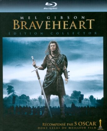 Braveheart (1995) (Collector's Edition, Digibook, 2 Blu-ray)